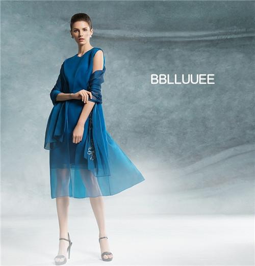 BBLLUUEE映海蓝,演绎别具一格的自然美