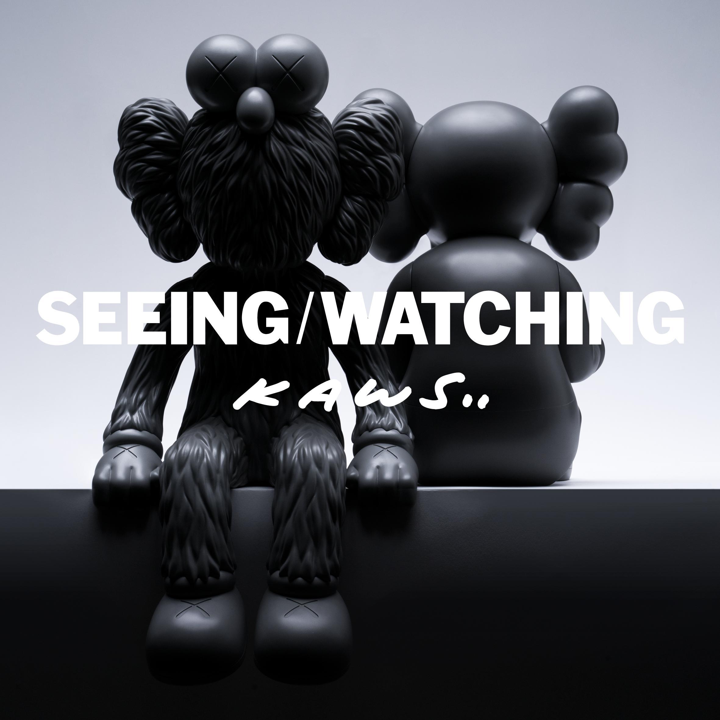 九龙仓长沙ifs 5月盛大开幕kaws永久雕塑率先进驻长沙
