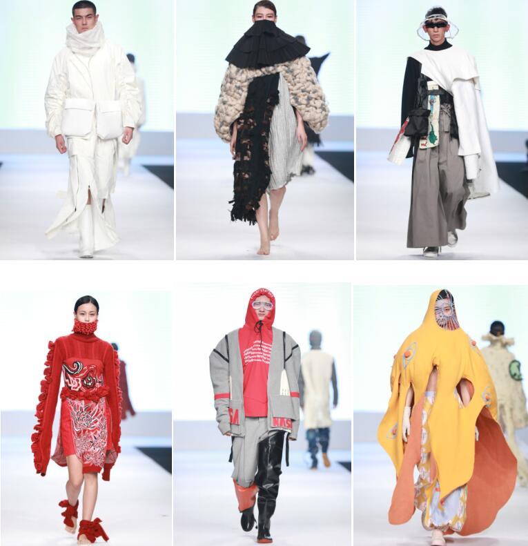 2018 siva优秀毕业生服装设计作品闪耀时装周